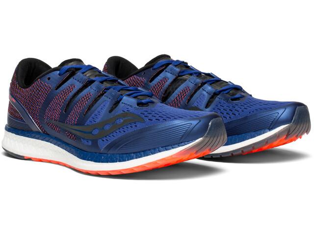 saucony Liberty ISO Løbesko Herrer blå | Running shoes